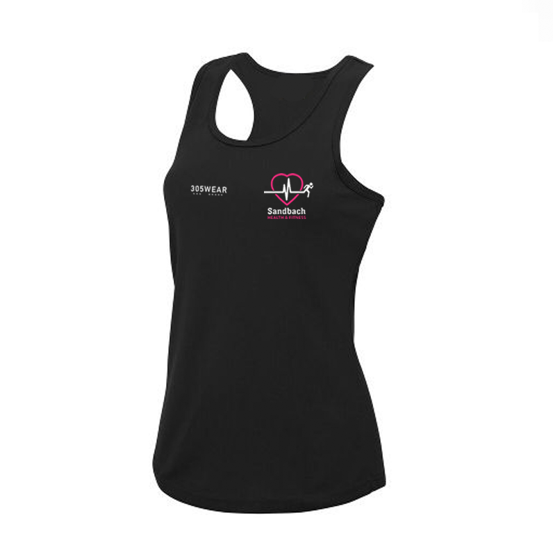 Sandbach Health & Fitness Womens ACTIVE Vest