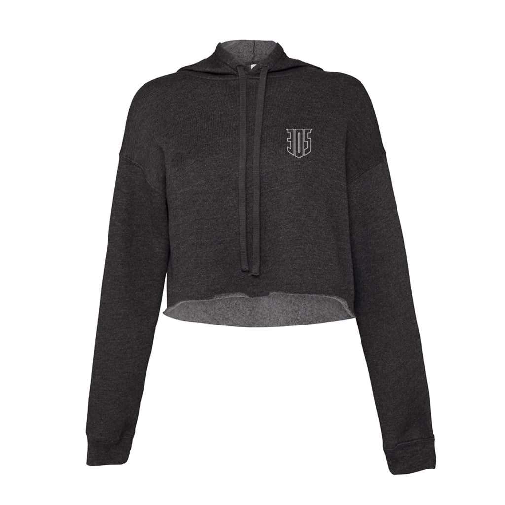 Shield PURE Fleece Cropped Hoody