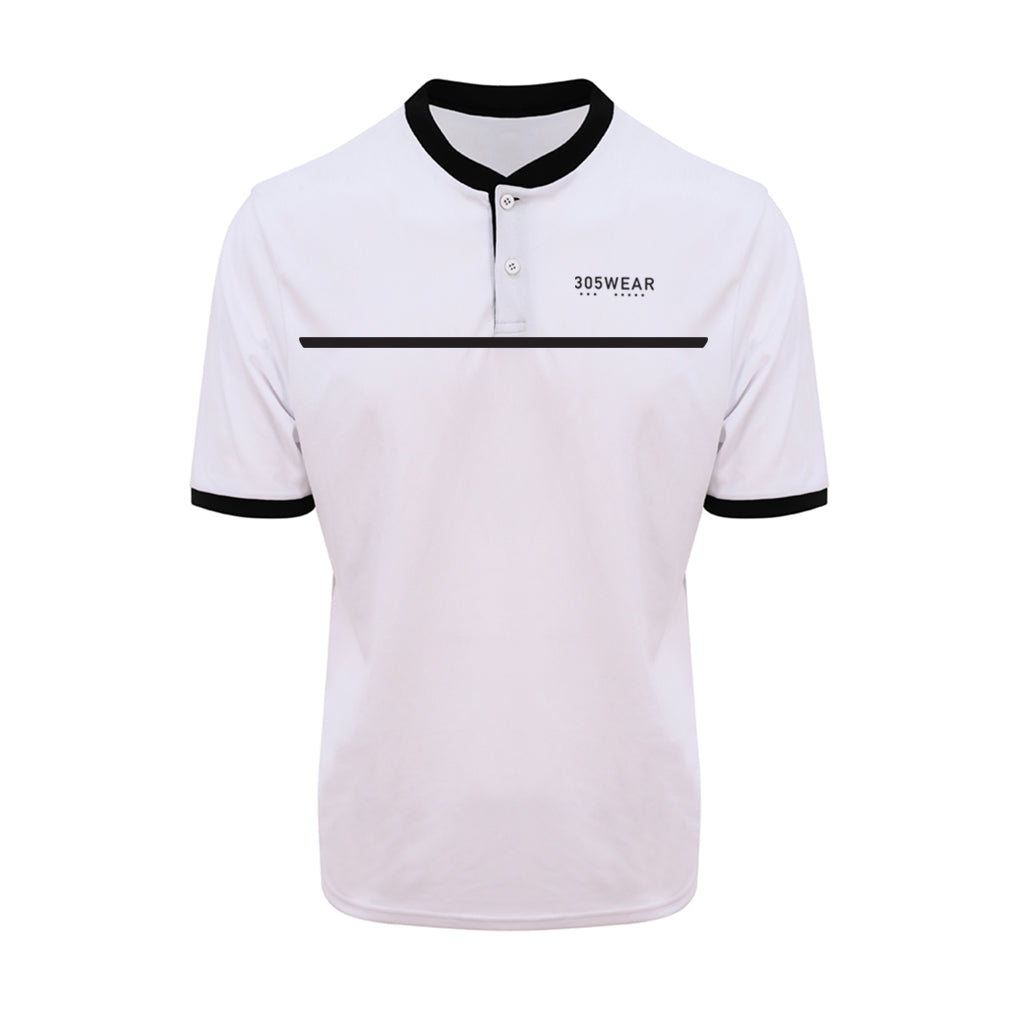 Wordmark Stadium ACTION Trim Polo