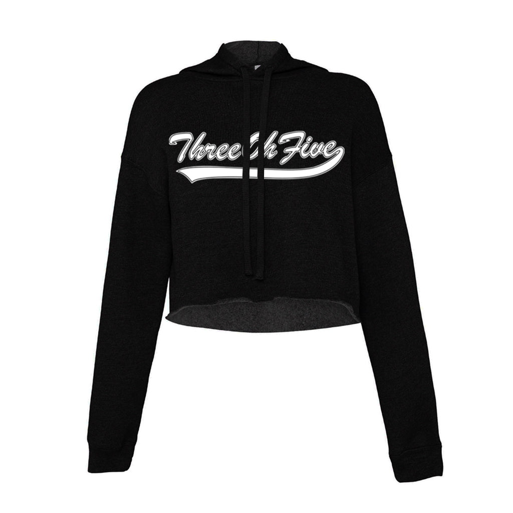 ThreeOhFive PURE Fleece Cropped Hoody