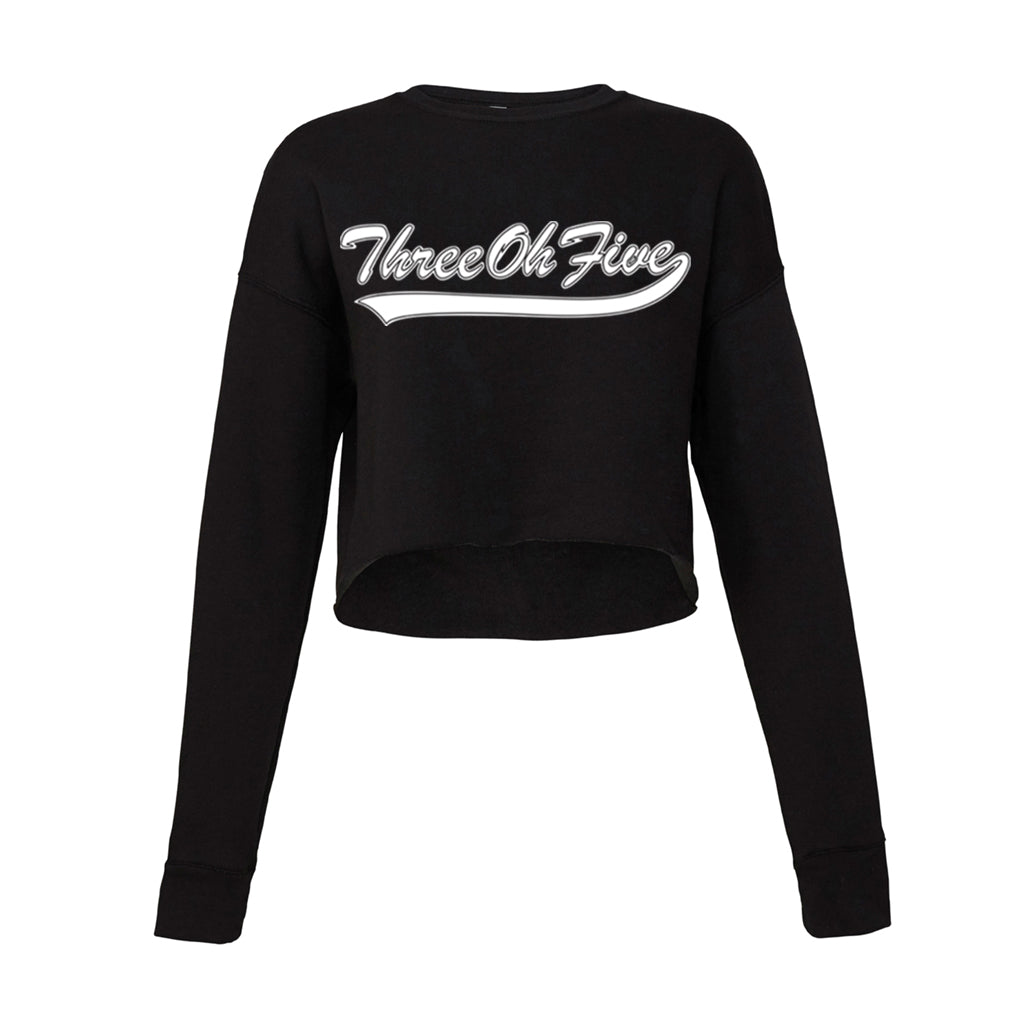 ThreeOhFive PURE Fleece Cropped Sweatshirt