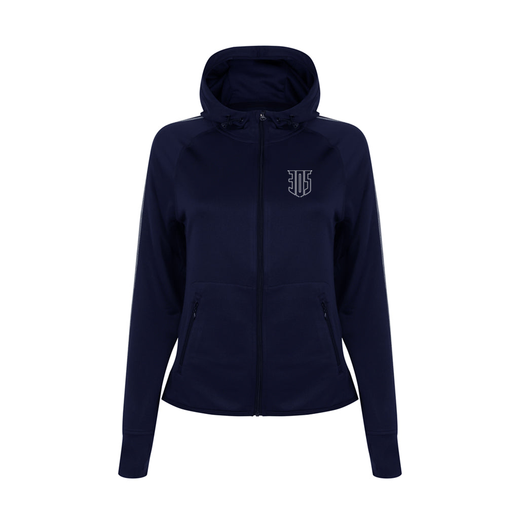 Shield FADE Running Zip Hoody