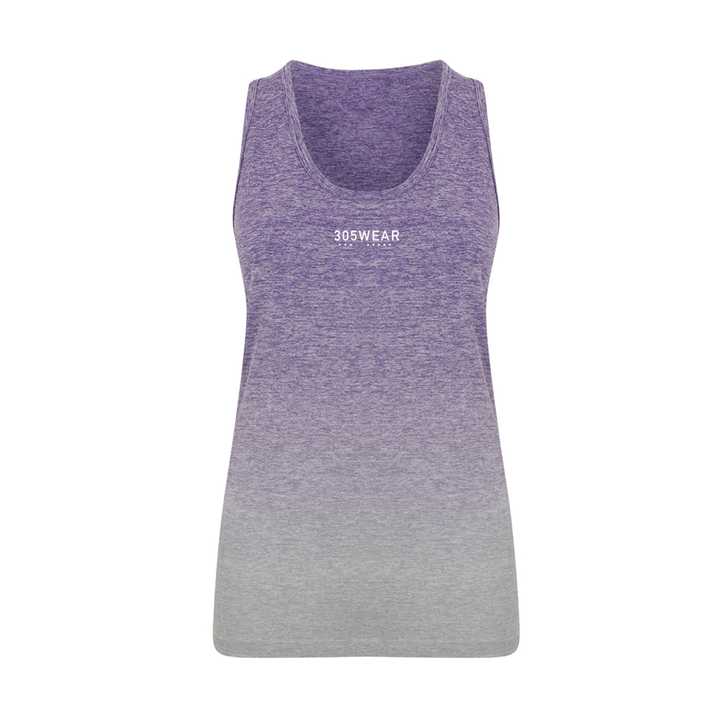 Wordmark FADE Seamless Vest