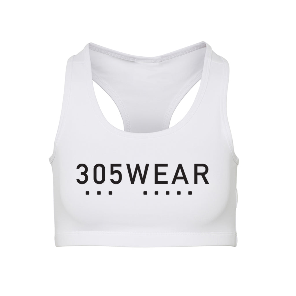 Wordmark Icon ACTION Crop Top