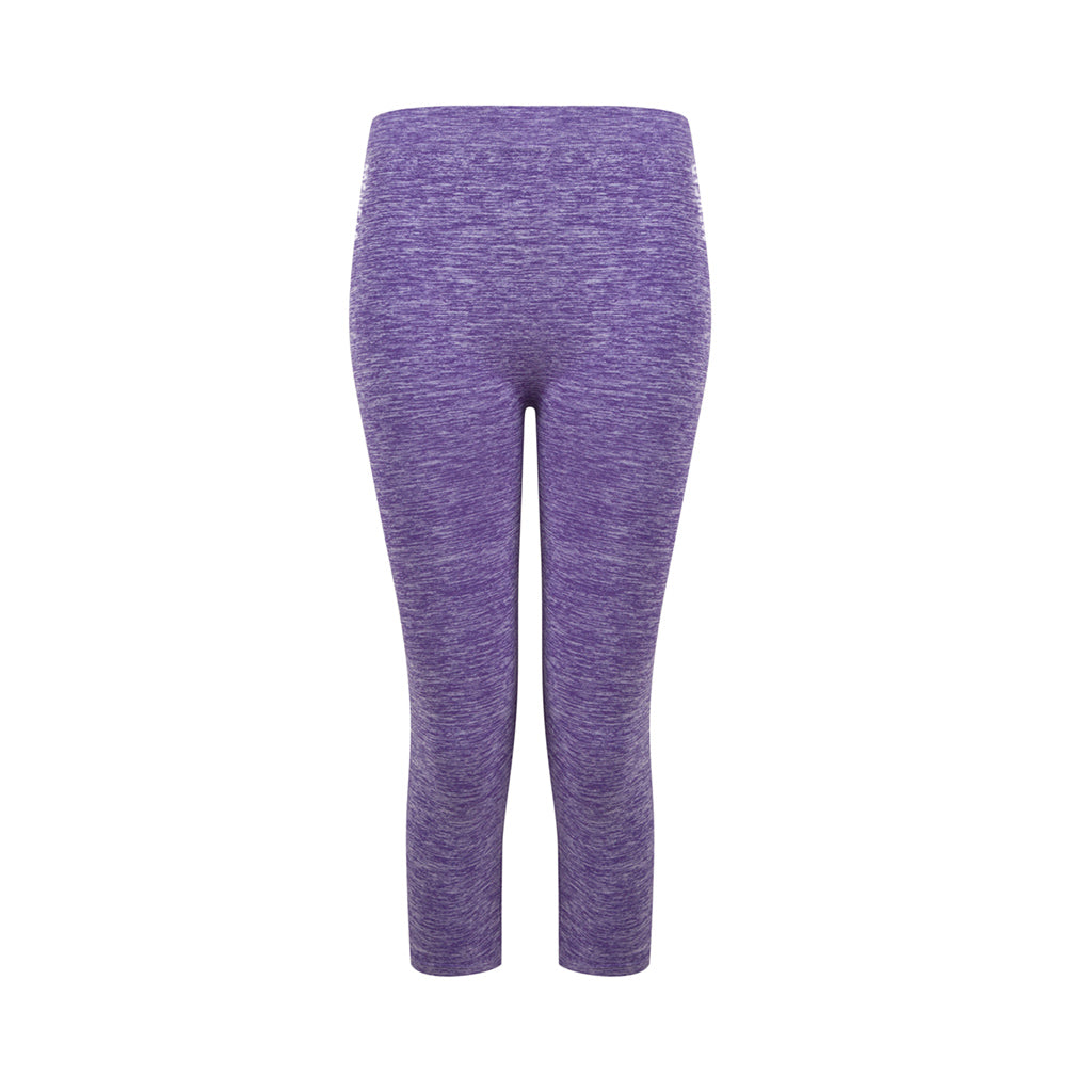 Wordmark FADE Seamless Crop Leggings