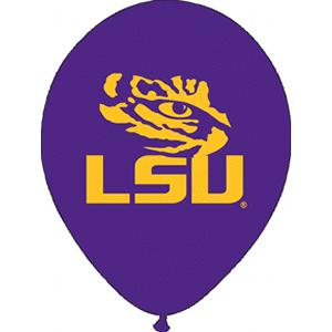 B123-37680-(10ct) 11'' Lsu - Latex-Occasions