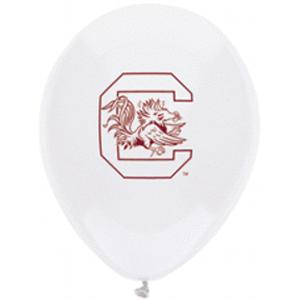 B123-53087-(10ct) 11'' University of South Carolina Latex Balloon-Occasions