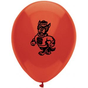 B123-53123-(10ct) 11'' N Carolina State Latex Balloon-Occasions
