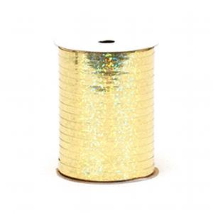 B123-70240-100Yd Smooth Ribbon - Gold-Balloon Accessories