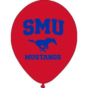 "B123-75269-(10ct) 11"" Smu Latex Balloon-Occasions"