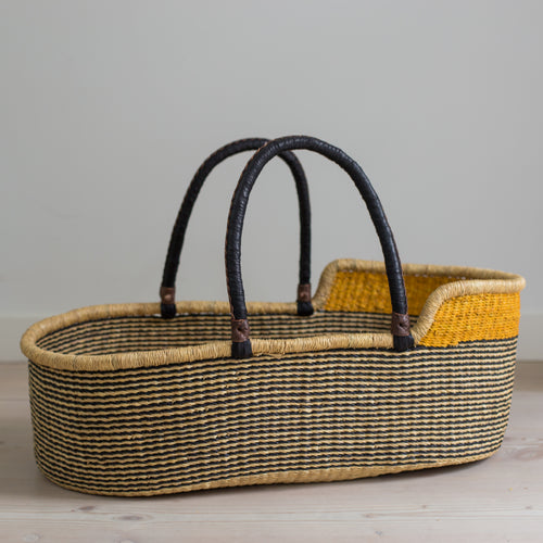 PREORDER- MEERCAT moses basket [for delivery *estimated* end of June]