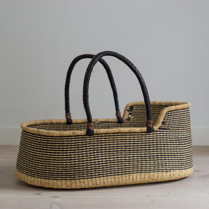 ZEBRA moses basket [shipping w/c 13th August]