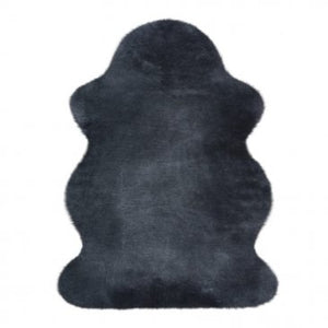 Shorn sheepskin - Anthracite