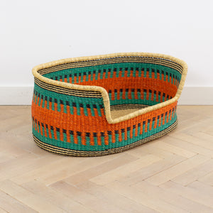Pet Basket - Medium - KINGFISHER [shipping by mid May]