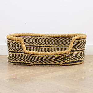 Pet Basket - Small - ZEBRA