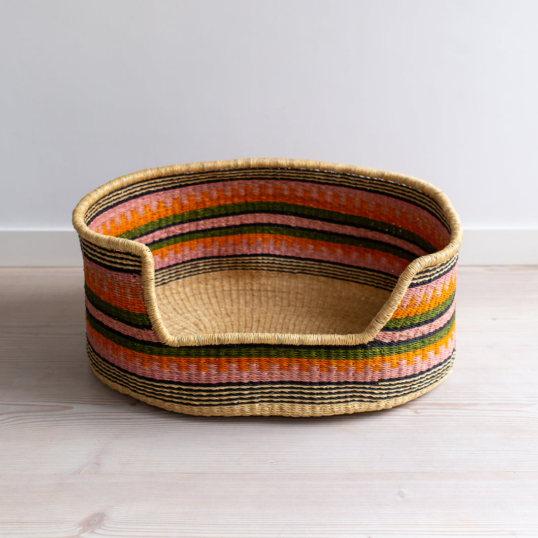 Pet Basket - Large - TOUCAN (ii) [shipping by mid May]