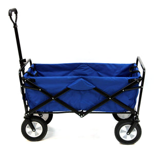 Collapsible Folding Outdoor Utility Wagon Will Carry The Load For You
