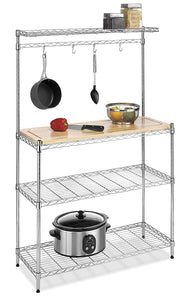 Whitmor Supreme Baker's Rack - An Extra Storage For Your Small Kitchen