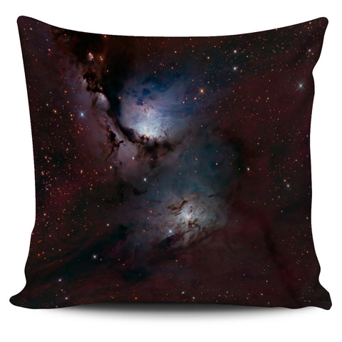 Mysterious Nebula Pillow Covers - Exclusive Square