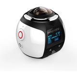 Ultra HD Mini-Panorama 360-degree Action Camera - Exclusive Square