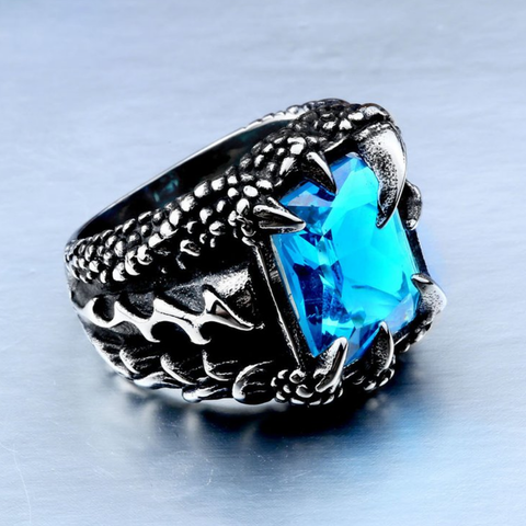 Mysterious Dragon Ring - Exclusive Square
