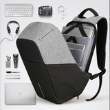 The MR USB charging Backpack - Exclusive Square