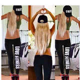 Active Work Out Fitness Leggings - Exclusive Square