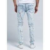 BikerBoy™ Design Casual Jeans - Exclusive Square