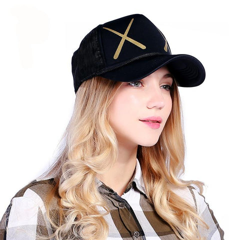 Lady Disruptive Hip-Hop Baseball Cap - Exclusive Square