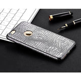 FREE ITEM - iPhone Case: Luxury 3D Crocodile-Snake Print (iPhone 6, 6s, 7, 8 Plus) - Exclusive Square