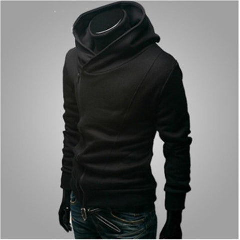 Men Hooded Hip-Hop Sweatshirt - Exclusive Square