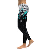 Intelligent Octopus Leggings - Exclusive Square