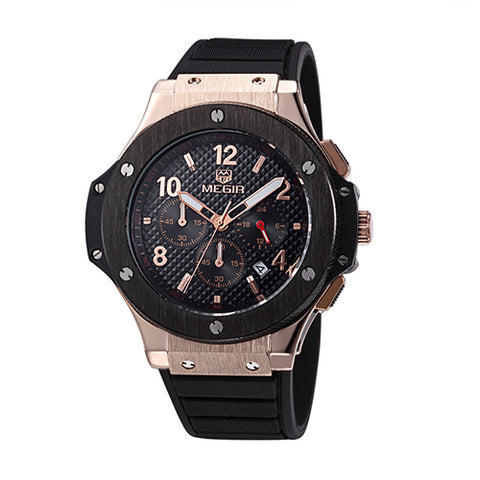 Zeus Sporty Military Watch - Exclusive Square