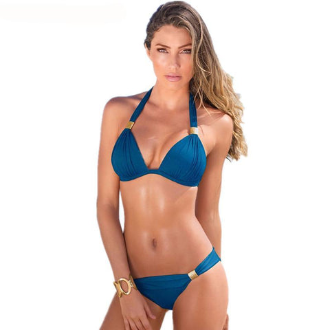 Sexy Push Up Brazilian Bikini - Exclusive Square