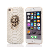 Luxury Snake Cover For iPhone Models - Exclusive Square
