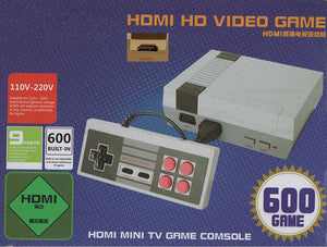 RETRO 600 NES & SEGA Game Console! (FREE SHIPPING)