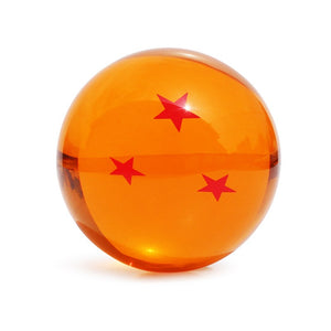NEW Dragon Ball Z Crystal Ball! (WITH BOX)