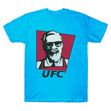 Conor McGregor UFC KFC Parody Funny Men's T-shirt