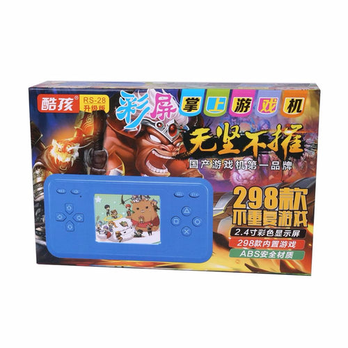Retro Handheld Game Console Built-in 120 Games (FREE SHIPPING)