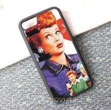 I Love Lucy Lucille Ball iphone Cases (FREE SHIPPING)
