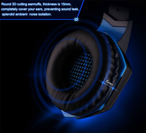 Each Hi-Fi Noise Cancelling Gaming Headphones