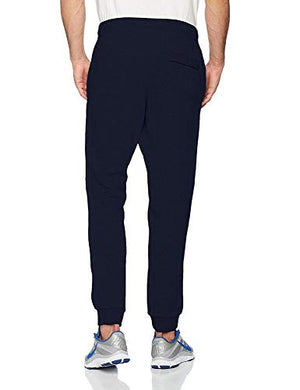 NIKE Sportswear Men's Club Joggers, Obsidian/White, Large
