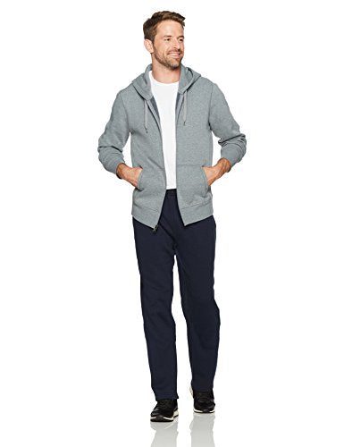 Amazon Essentials Men's Fleece Sweatpants, Navy, Medium