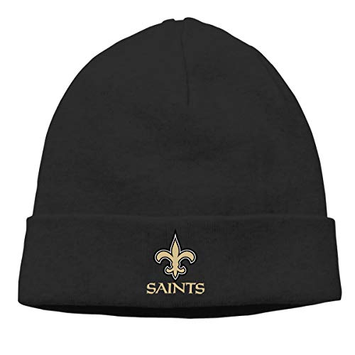 Jeffredy New Orleans Saints American Football Team Knitted Cap Limited Edition Warm Hip-Hop for Men and Women