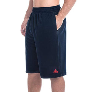 Above the rim Men's Mesh Basketball Shorts - Workout & Gym Shorts for Men