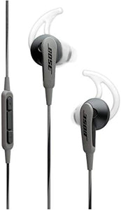 Bose SoundSport in-ear headphones for Samsung and Android devices, Charcoal