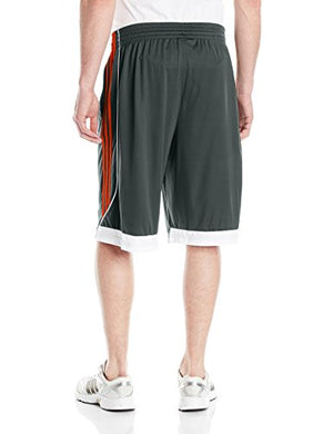 adidas Men's Basketball 3G Speed 2.0 Shorts, Utility Ivy/Energy, XX-Large