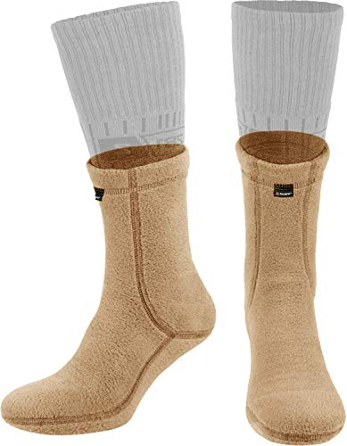 281Z Outdoor Warm Liners Boot Socks - Military Tactical Hiking Sport - Polartec Fleece Winter Socks