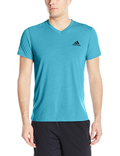 adidas Men's Training Ultimate Short Sleeve V-Neck Tee