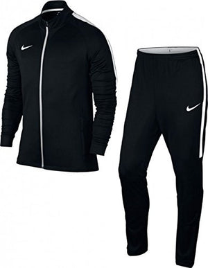 Nike Dry Training Academy Men's Tracksuit (XL, Black/White)